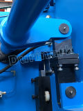 Dobladora de la placa de aluminio del freno de la prensa hidráulica del acero inoxidable del CNC