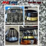 Супер гирационная дробилка медного штуфа утюга минируя материалов большой емкости