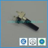 potentiomètre rotatoire de 9mm avec Shasft en plastique pour Euipments sonore