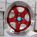 Bordas Best-Selling da roda da liga do carro de 18 polegadas auto