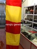 Sacchetto d'impionbatura di senso di vento panno Rainproof personalizzato/speciale del fornitore/sacchetto rosso e giallo Rainproof di senso di vento/cilindro multifunzionale di senso di vento