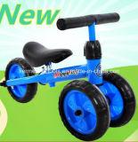 Vélo de Blance de trois de roue de bâti en acier gosses d'enfants