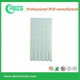 Weiße Drucker-Tinten-Vorstand-Aluminium LED gedruckte Schaltkarte
