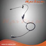 Écouteur de QD de M-27A pour Kenwood 2 radios Tk208/Tk220/Tk3204 de Pin