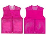 Оптовая торговля одеждой можно настроить для Майка Workwear ячеистой сети