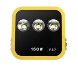 Hoge 150W Nieuwe het Vrijgegeven LEIDENE Van uitstekende kwaliteit van de Macht Licht van de Vloed