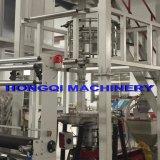 Máquina de sopro da película de alta velocidade automática da dobadoura