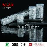 Colliers de câble plat en plastique avec le clou