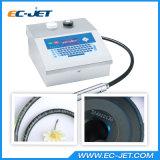 Imprimante blanche de colorant de jet d'encre continu pour le compte de câble (EC-JET400)