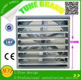 Ventilateur d'extraction de ferme avicole d'alliage d'aluminium de Guangdong Foshan 1220mm