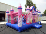 Nouveau Combo Bouncer Princess château gonflable pour les enfants