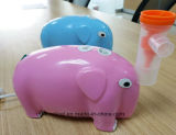 Compresseur d'éléphant New-Cute nébuliseur pour utilisation à domicile
