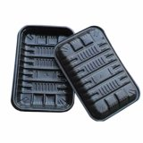 공급 Pet/PVC 플라스틱 과일 포장 상자