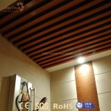 Binnen Vuurvast Houten pvc van de Korrel onderaan het Ontwerp van het Plafond voor Bureau