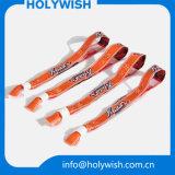 Fabrik-direkt kundenspezifischer Partei-gewebtes MaterialRFID Wristband