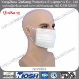 Masque protecteur médical chirurgical non-tissé remplaçable avec des relations étroites ou Earloop