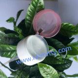Le vernis à ongles, bouchon de vase en plastique avec bouchon en plastique de la pompe de parfum