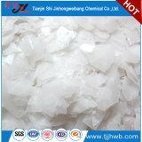Soda cáustica dos flocos de 99%/hidróxido do Naoh/sódio