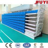 China de Béisbol precio de fábrica al aire libre Eventos del Deporte Equipo de gimnasia Estadio Banco de plástico retráctil Bleacher sillas pequeñas