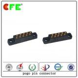 Connettore di batteria d'ottone del passo di Pin 2.54mm di Pogo