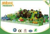 En el interior del castillo de los niños traviesos de la serie forestales equipos de juego para la venta