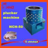 Hhd Haute qualité Cheap Electric Automatique en acier inoxydable Poulet Feather Plucker