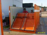 Складывая дом хранения контейнера стальной структуры