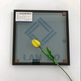 Unidade de vidro isolada, unidade de vidro de isolamento com vitrificação solar do controle do vidro temperado