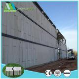 El panel de emparedado incombustible del compuesto EPS para el hotel/la escuela/el hospital/el edificio residencial