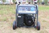 Generator-Treibstoff des Benzin-5kVA mit AVR und beweglichem Wheek Installationssatz