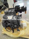 Motor Diesel de refrigeração ar F3l912 de Beinei para a bomba do misturador concreto