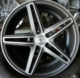 Алюминиевый сплав Vossen реплики автомобиля катит оправы