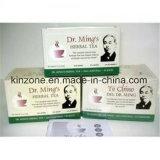 Perte de poids de bonne qualité de Dr. Ming Slimming Tea amincissant le thé