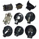 Ruptures de support de batterie/batterie/cellule de bouton/support de batterie