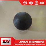 Altas bolas de pulido echadas 20mm-50m m de los media del cromo de la rotura inferior