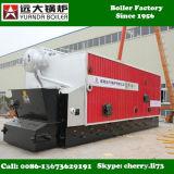 Griglia della catena di rendimento elevato caldaia a vapore da 4 tonnellate per industria tessile