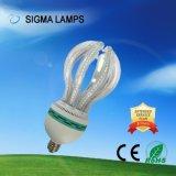 Luz reta comercial do diodo emissor de luz do milho dos bulbos de lâmpada da ESPIGA 12W 16W 20W 30W E27 B22 dos lótus SMD do Sp da C.A. 110V 127V 220V U do Sigma
