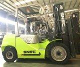 Carrello elevatore diesel con il motore del Giappone Isuzu C240