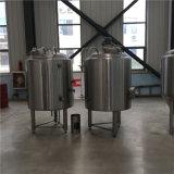 Strumentazione con il fermentatore conico, strumentazione di preparazione della birra del riscaldamento del combustibile diesel di fermentazione di distillazione della birra con il sistema di CIP per la pianta dell'etanolo