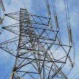 10kv-500kv de Toren van het Staal van de Hoek van de Transmissie van de macht van Productie Facotry met Één - de Dienst van het Einde