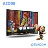 21.5インチLCD HDの壁の台紙のプレーヤーを広告する人間の特徴をもつタッチ画面