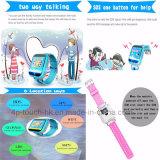 Het Horloge van de Drijver van het kind/van Jonge geitjes Lbs+WiFi+GPS met multi-Functies D19