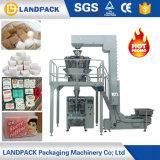 Máquina de embalagem automática de sal do açúcar do arroz de Guangzhou
