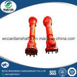 Asta cilindrica di cardano per la strumentazione dell'impianto di perforazione della trivellazione petrolifera del macchinario del petrolio