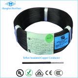 Hochtemperaturteflon PTFE isolierte das 250 Grad-Kabel