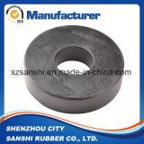 China-runde schwarze elastische Gummiauflage