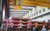 De fabriek Gebruikte Kar van de Lading van de Overdracht van het op-Spoor