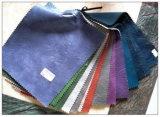 Bolsa de couro Nubuck cores