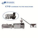 Cartucho de filtro de carbono CTO de China que hace la máquina Factory