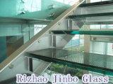 지우십시오 알맞은 가격 (JINBO)를 가진 박판으로 만들어진 Tempered 안전 Windows 또는 건물 유리를
